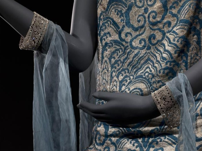 Evening Dress - Unknown, 1920-1925. Photography: Stéphane Piera/Galliera/Roger-Viollet