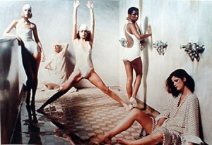 Deborah Turbeville - American Vogue, 1975