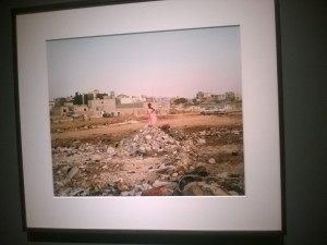 'Girl in Pink Dress, Senegal by Jim Goldberg (2008)