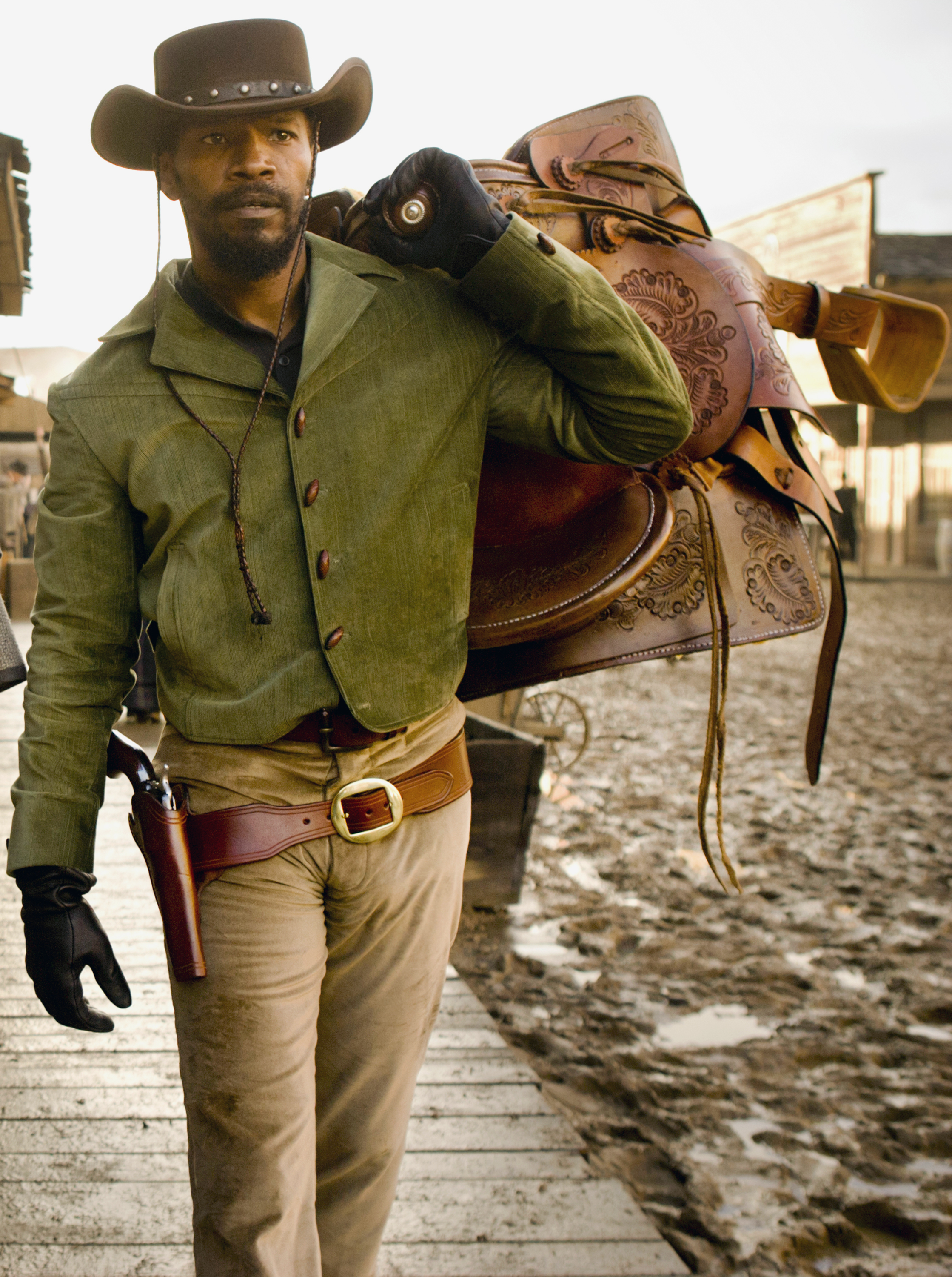 Django Unchained, 2012, Courtesy of Visiona Romantica, Inc., The Weinstein Company, Columbia Pictures & The Motion Picture Academy