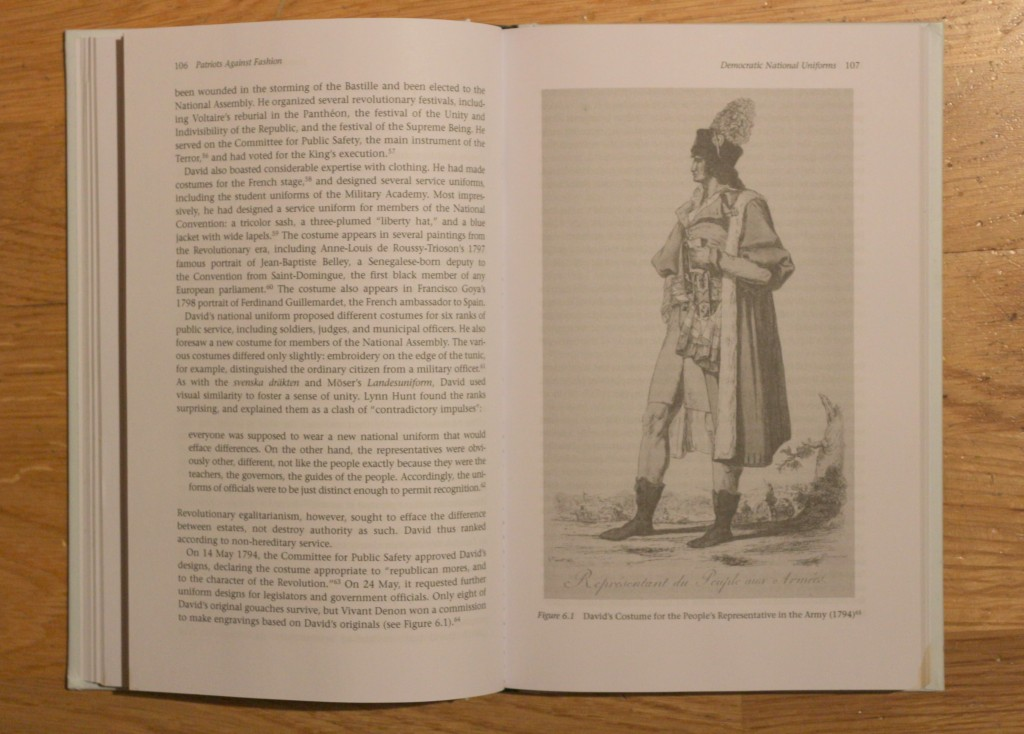 """From """"Patriots Against Fashion"""" by Alexander Maxwell. Palgrave, 2014."""