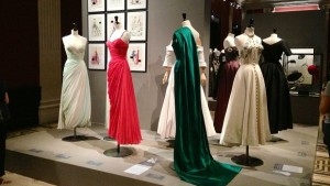 Installation View: Evening Wear