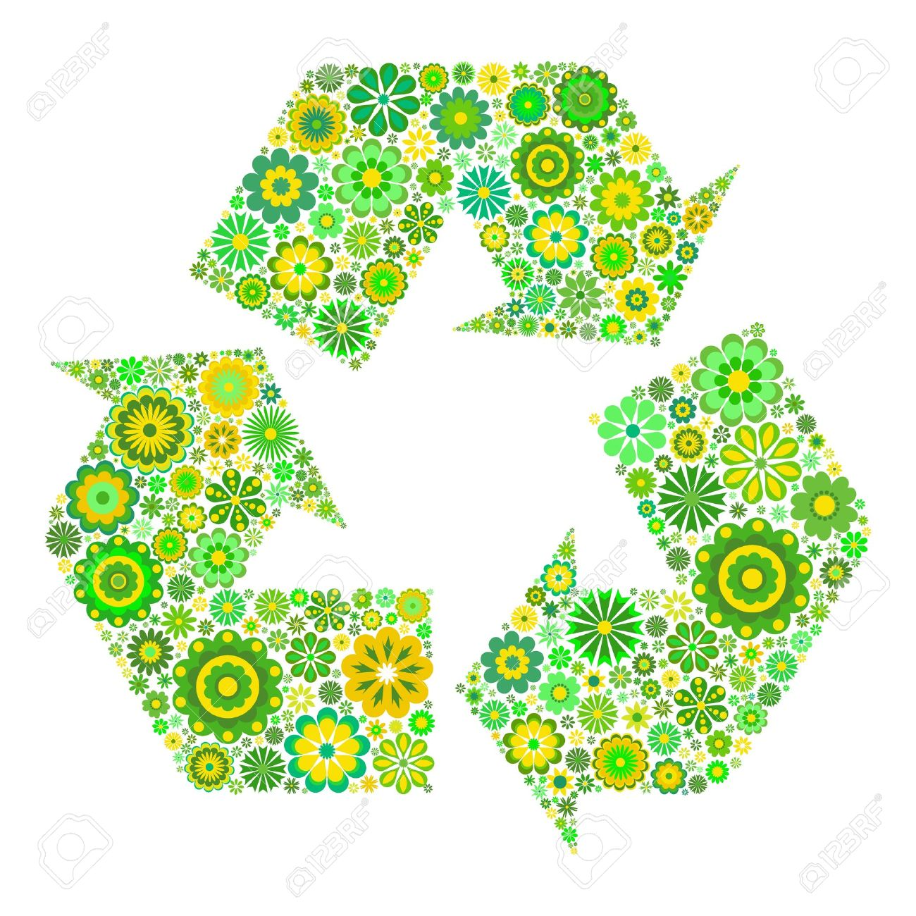 13172254-flowery-recycling-symbol-isolated-on-white-background