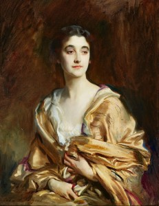 John Singer Sargent, Portrait of Sybil, Countess of Rocksavage, 1913. Oil on canvas. Marquess of Cholmondeley, Houghton Hall. Photo: Pete Huggins, by kind permission of Houghton Hall