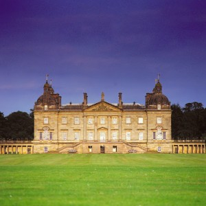 Exterior view of Houghton Hall, Norfolk, England. Photo: Nick McCann