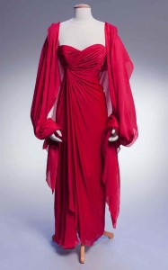 Evening dress, ca. 1960, courtesy Western Reserve Historical Society, 89.83.17