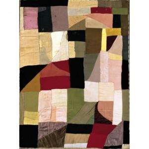 Sonia Delaunay's son blanket, 1911