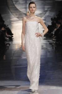 Giorgio Armani Privé gown, Spring/Summer 2010.