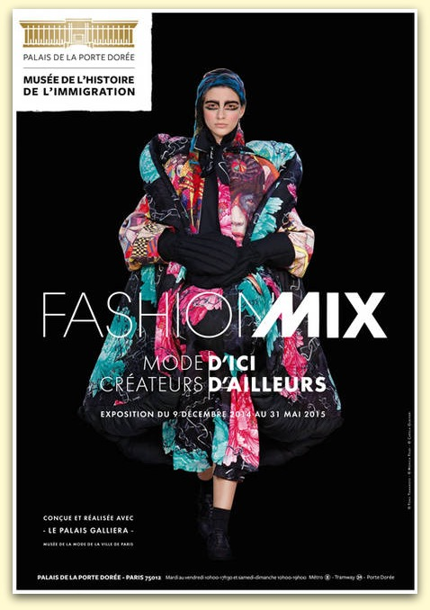 Fashion Mix Poster