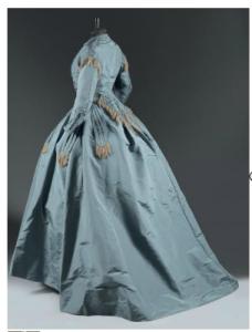 Day dress, 1865