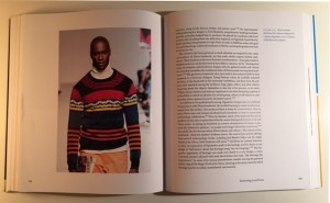 Man's sweater by MaXhosa by Laduma, from African Fashion, Global Style: Histories, Innovations, and Ideas You Can Wear, Indiana University Press, 2015