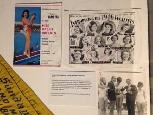 Bathing Beauty Queen context, 1945 - 1989, Morecambe, Lancashire ,UK