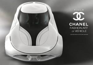 Chanel Fiole Concept Car 2014