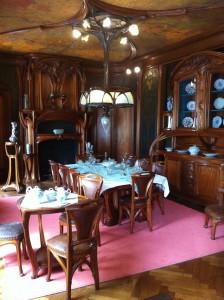 Salle à manger Musée de l'École de Nancy