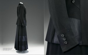 Tailored jacket and skirt, Redfern, ca. 1911 from London Society Fashion 1905-1925: The Wardrobe of Heather Firbank, V&A Publishing, 2015