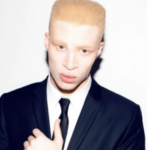 An insiring personality for the students: Shaun Ross.