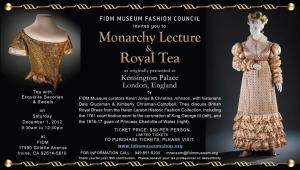 Monarchy Lecture