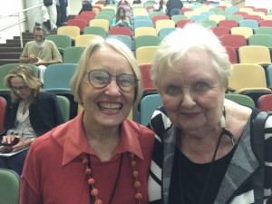 Marilyn DeLong, UMN and Joanne