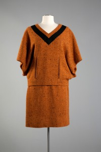 2012.28.1 Mary Quant Day Dress c. 1964, British FHCC Purchase