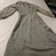 Nurse Rosalie Agnes Lummer's ward dress, c 1915-1919.  RELAWM14065.001