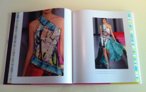 Mary Katrantzou's John Chamberlain-inspired dresses, E.P. Cutler's and Julien Tomasello's Art + Fashion, Chronicle Books, 2015