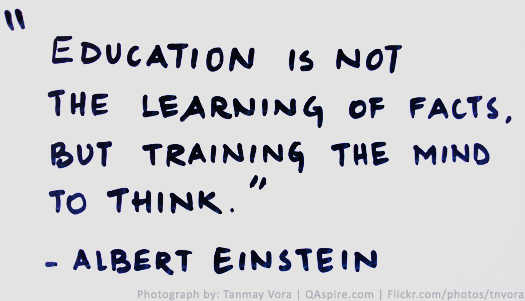 importance of critical thinking in education Importance of critical thinking in education adopting this definition of critical thinking and applying their learning in education contexts, students can:become.