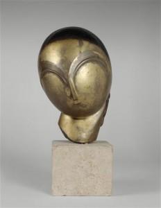 Constantin Brancusi, La Danaïde, 1913. Musée National d'Art Moderne.