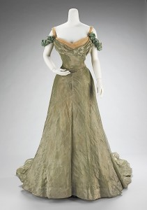Jacques Doucet, 1898-1900. Ball Dress. Metropolitan Museum of Art