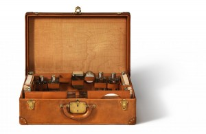 Douglas Fairbanks' Beauty Travel Set, 1924