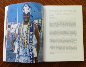 Filhos de Gandhy member, from Costume: Performing Identities Through Dress, Indiana University Press, 2015
