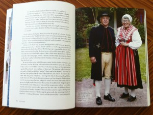 Male and female Leskand folk costume, from Costume: Performing Identities Through Dress, Indiana University Press, 2015