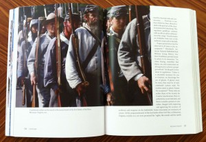 Confederate soldier reenactors in Virginia, from Costume: Performing Identities Through Dress, Indiana University Press, 2015