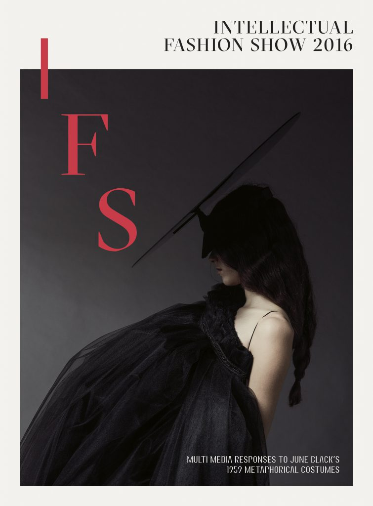 Intellectual Fashion Show 2016, Publication Cover